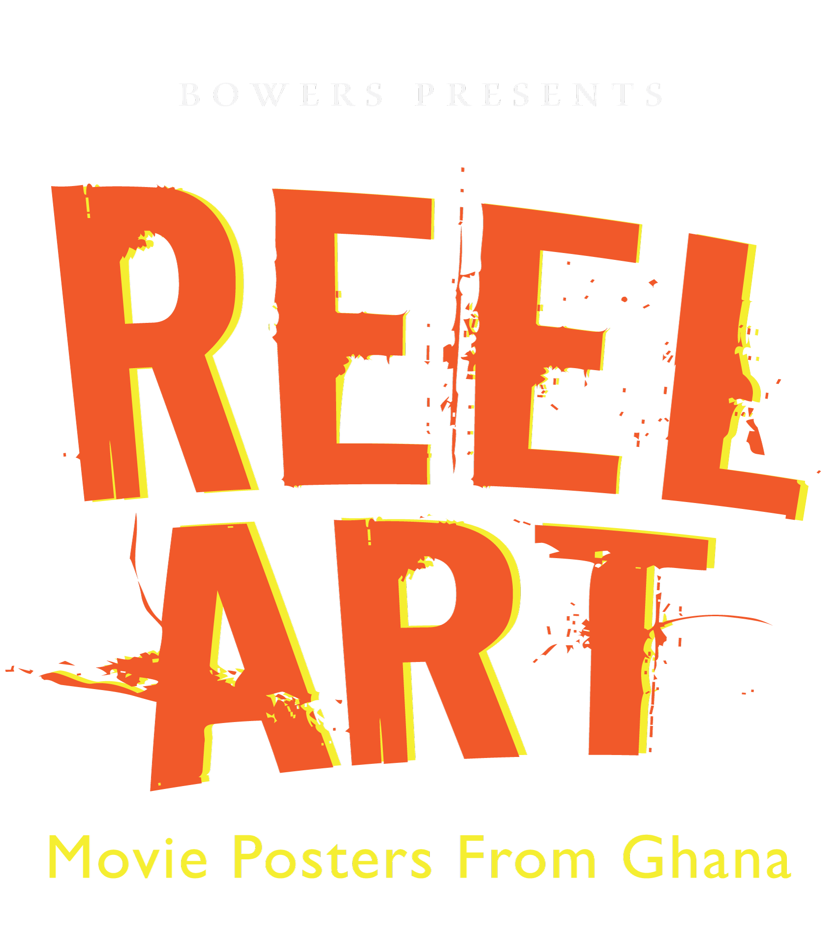 Reel Art Movie Posters From Ghana Bowers Museum